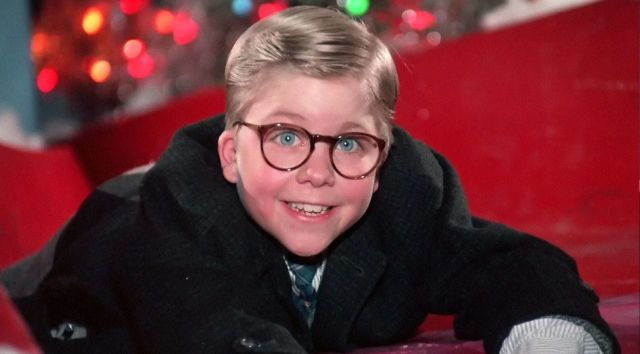 Still from A CHRISTMAS STORY Movie Party