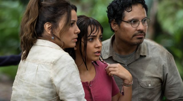Still from DORA AND THE LOST CITY OF GOLD