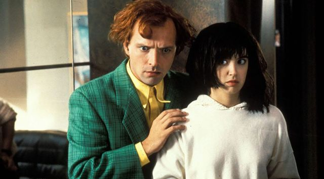 Still from DROP DEAD FRED