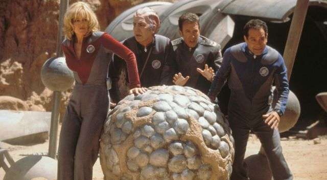 Still from GALAXY QUEST Movie Party