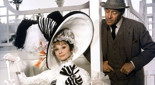 Still from MY FAIR LADY Sunday Sings Movie Party