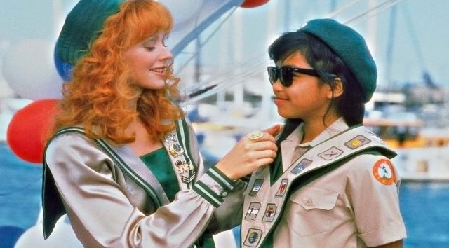 Still from Champagne Cinema: TROOP BEVERLY HILLS Quote-Along
