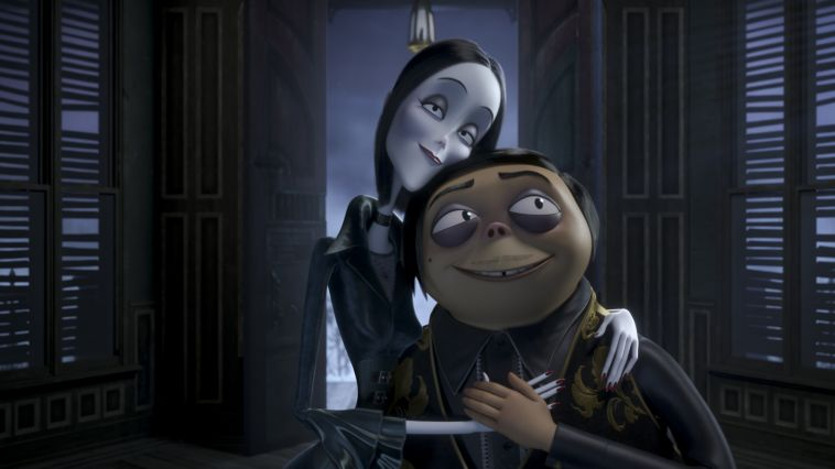 Image result for the addams family 2019