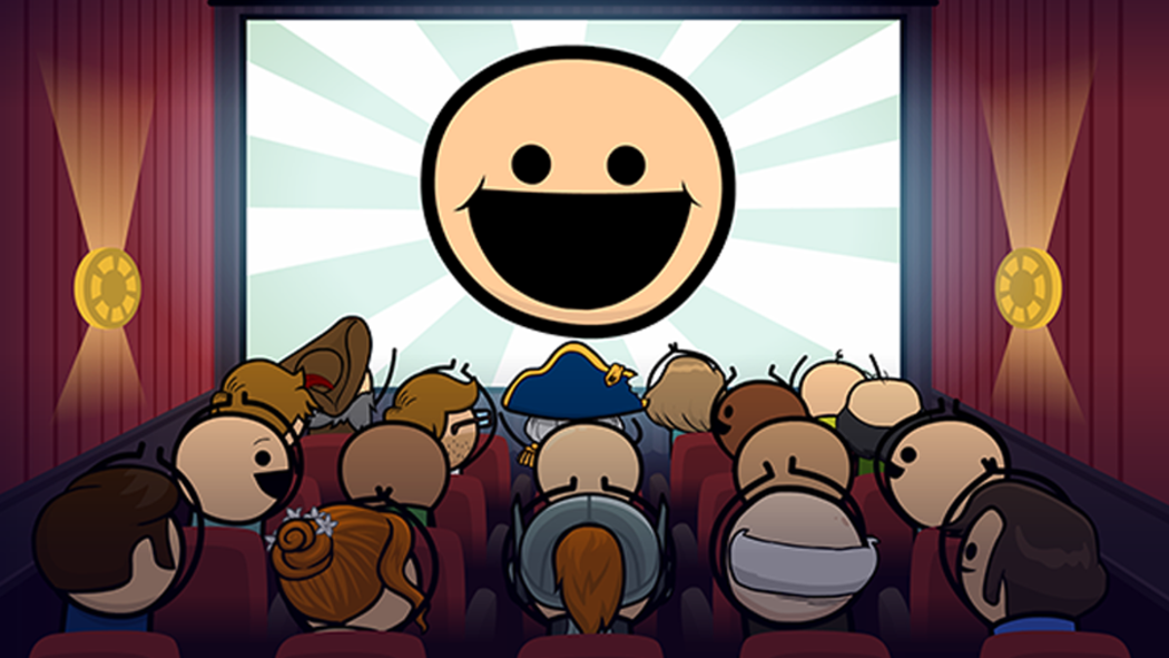 CYANIDE AND HAPPINESS SERIES 4 PREMIERE at Alamo Drafthouse Cinema